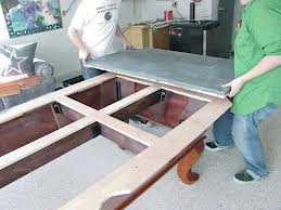 Pool table moves in Kissimmee Forida